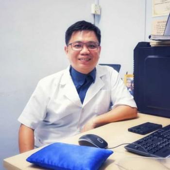林庆荣中医师 Lim Kheng Weng